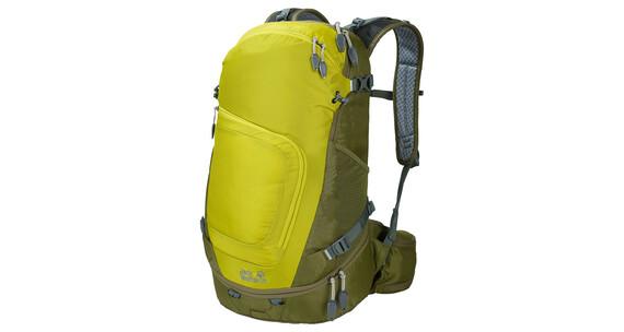 Jack Wolfskin Crosser 26 Daypack wild lime